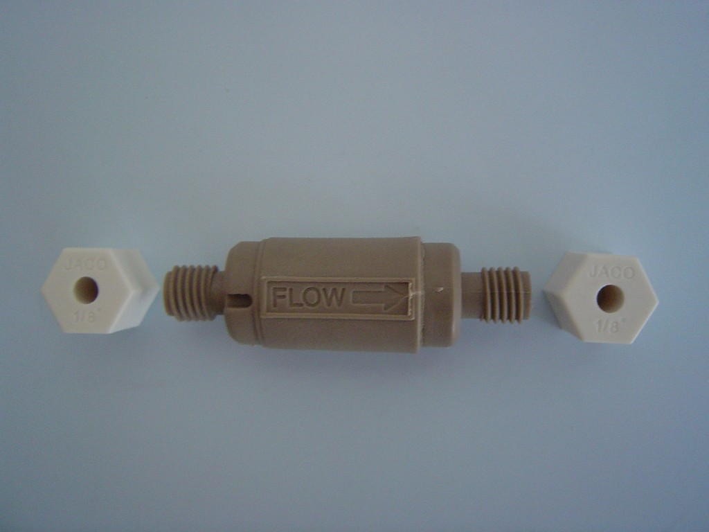 W-300 In-line filter (compatible with Willett® 500-0047-134)